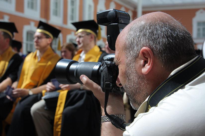 Как фотографировать со