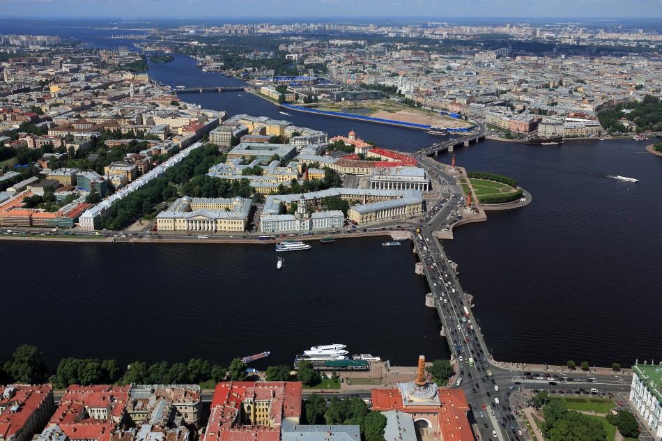 Васильевский остров санкт-петербург фото